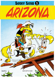 LUCKY LUKE 03. ARIZONA
