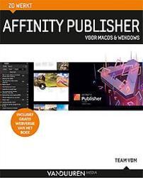 Zo werkt Affinity Publisher