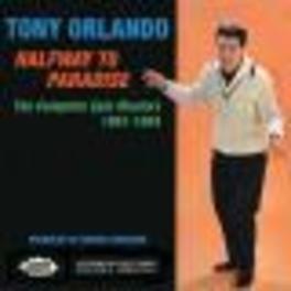 HALFWAY TO PARADISE COMPLETE EPIC MASTER 1961-1964 Audio CD, TONY ORLANDO, CD