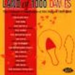 LAND OF 1000 DANCES COMPILATION OF HIT DANCES 1958-1965 Audio CD, V/A, CD
