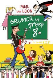 Grumor in groep 8