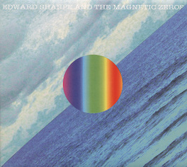 HERE AND THE MAGNETIC ZEROS EDWARD SHARPE, CD