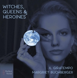 WITCHES, QUEENS & HEROINE...
