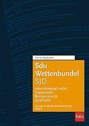 Sdu Wettenbundel Sociaal...
