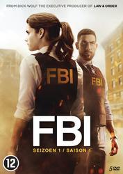 FBI - Seizoen 1, (DVD)