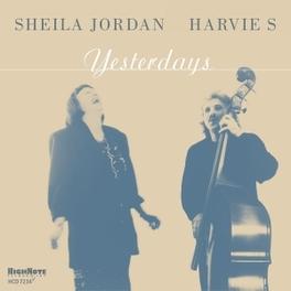 YESTERDAYS SHEILA JORDAN, CD
