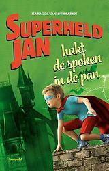 Superheld Jan hakt de...