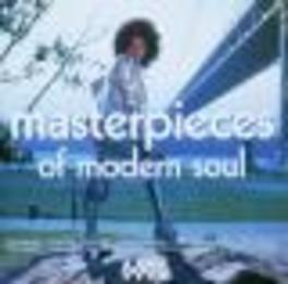 MASTERPIECES OF MODERN 1 .. SOUL 1 Audio CD, V/A, CD