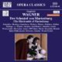 DER SCHMIED VON.. SCHNEIDER, K./BROBERG, R./SAUERBREY, R./WIEBEN, A. Audio CD, S. WAGNER, CD