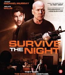 Survive the night, (Blu-Ray)