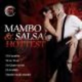MAMBO & SALSA HOTTEST W/PEREZ PRADO/NORO MORALES & HIS ORCHESTRA Audio CD, V/A, CD