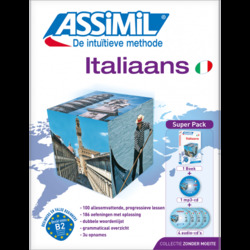 Assimil Italiaans (superpack)
