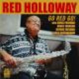 GO RED GO Audio CD, RED HOLLOWAY, CD