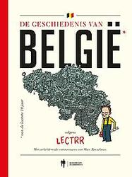De geschiedenis van België...