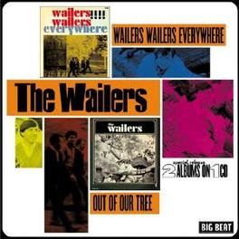 WAILERS WAILERS EVERYWHER + OUT OF OUR TIME *2 LP'S ON 1 CD* Audio CD, WAILERS, CD