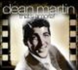 THAT'S AMORE TR:SOLITAIRE/RAIN/LOVE ME LOVE ME/SANTA LUCIA/& MORE Audio CD, DEAN MARTIN, CD