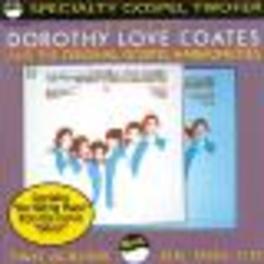 BEST OF -24 TR.- W/ORIGINAL GOSPEL HARMONETTES -REMASTERED- Audio CD, DOROTHY LOVE COATES, CD