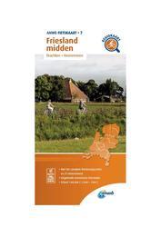Fietskaart 7 - Friesland...