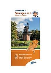 Fietskaart 9 - Groningen...