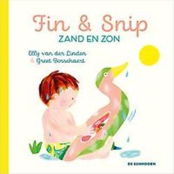 Fin en Snip 5 - Zand en zon