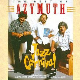 JAZZ CARNIVAL/BEST OF THE HARDEST TRACKS FROM THEIR MILESTONE ALBUMS!! WICKED Audio CD, AZYMUTH, CD