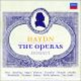 OPERAS *BOX* O.C.L. & ANTAL DORATI Audio CD, J. HAYDN, CD