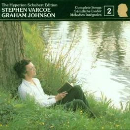 SCHUBERT EDITION 2 W/STEPHEN VARCOE Audio CD, F. SCHUBERT, CD