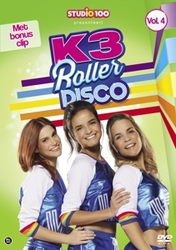 K3 - Roller Disco Volume 4, (DVD)
