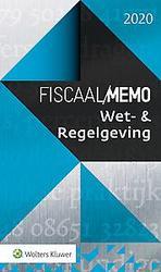 Fiscaal Memo Wet- &...