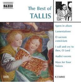 BEST OF TALLIS Audio CD, T. TALLIS, CD