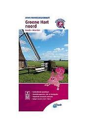 Wandelregiokaart Groene...