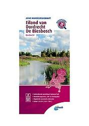 Wandelregiokaart Eiland van...