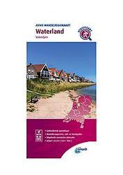 Wandelregiokaart Waterland...