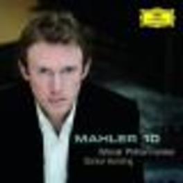 SYMPHONY NO.10 WIENER PHILHARMONIKER/DANIEL HARDING Audio CD, G. MAHLER, CD