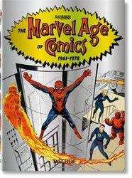 The Marvel Age of Comics...