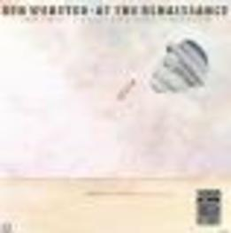 AT THE RENAISSANCE Audio CD, BEN WEBSTER, CD