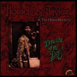 BEWARE OF THE DOG Audio CD, TAYLOR, HOUND DOG & H.R., CD