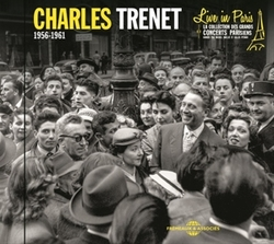 LIVE IN PARIS 1956-1961