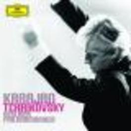 6 SYMPHONIES BERLINER PHILHARMONIKER/HERBERT VON KARAJAN Audio CD, P.I. TCHAIKOVSKY, CD