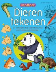 Handboek dieren tekenen