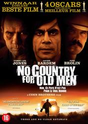 No country for old men, (DVD)