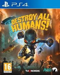Destroy All Humans,...