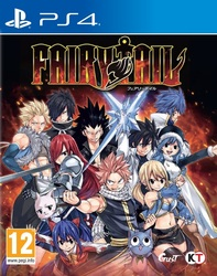 Fairy tail, (Playstation 4)