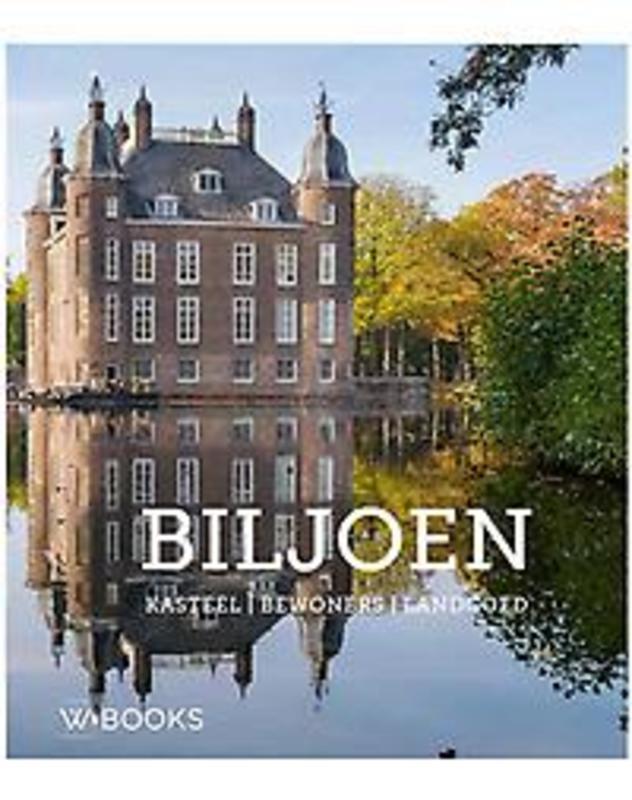 Biljoen. Kasteel, bewoners, landschap, Gietman, Conrad, Hardcover