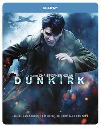 Dunkirk, (Blu-Ray)