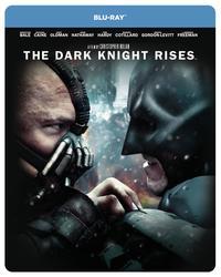Dark knight rises, (Blu-Ray)