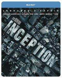 Inception, (Blu-Ray)