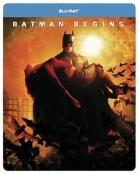 Batman begins, (Blu-Ray)
