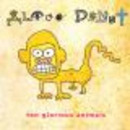 TEN GLORIOUS ANIMALS ALICE DONUT, CD