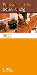 Bouwdeelkosten Bouwkundig 2021